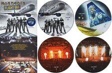 IRON Maiden-Flight 666 LP/VINILE (Limited Edition, Stati Uniti, pressione Picture Disc)