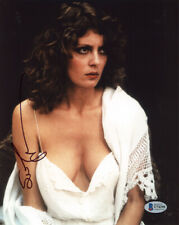 SUSAN SARANDON SIGNED AUTOGRAPHED 8x10 PHOTO HOLLYWOOD LEGEND YOUNG BECKETT BAS