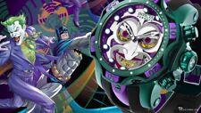 Invicta Mens Reserve DC COMICS JOKER Venom Lt Ed Swiss Chronograph VILLAIN Watch