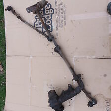 1961 62 Ford Galaxie Starliner Sunliner manual Steering set up unit