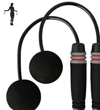 New listing APLUGTEK Jump Rope, Weighted Cordless Ropes For Exercises, Tangle-Free Jumping