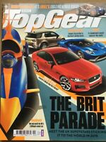 Top Gear Magazine #266 - February 2015 - Jag XE Disco Sport Ford GT