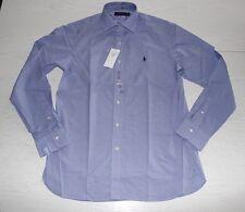 RALPH LAUREN Herren Hemd Gr. 40-41 neu Regent Custom fit zum Anzug o Jeans Hose