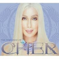 "CHER ""THE VERY BEST OF..."" 2 CD NEW!"