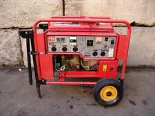 MULTIQUIP MW HIGH CYCLE GENERATOR 1 & 3 PHASE 5000 WATTS 11 hp HONDA GDP-5H   #3