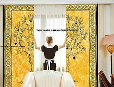 Indian Tree Of Life Curtains Tapestry Drapes Window Treatment Curtain Mandala