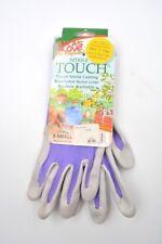 ATLAS Gloves Nitrile Touch Gardening Gloves (XS)