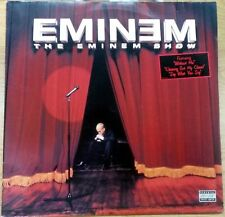 EMINEM THE EMINEM SHOW DOPPIO WITHOUT ME CLEANING OUT MY CLOSET  LP MINT