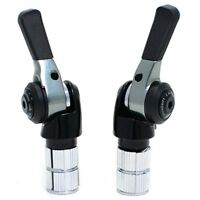 MicroShift BS-A11 TT Bar End Shifters 11 Speed For Shimano
