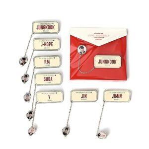 KPOP BTS Bangtan Boys Love Yourself Brooch Pin Badge Button For Bag Clothes Ku