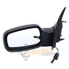 Renault Megane Mk2 10/2002-4/2009 Cable Black Wing Door Mirror Passenger Side