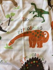 Dinasour Single Bed Duvet Cover