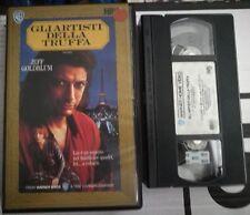 VHS - GLI ARTISTI DELLA TRUFFA di Dean Parisot [WARNER BROS]