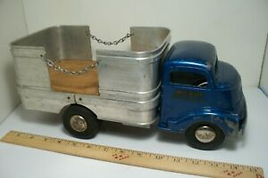 Smitty Toys~Smith Miller~GMC~California~Triton Oil~Barrel~COE Truck Cab