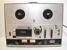 VINTAGE AKAI 4000d reel to reel stéréo Tape recorder 3 Head Player 4 track