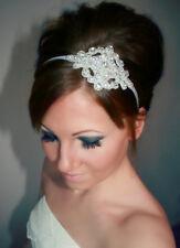 SALE Crystal Headband, Wedding Headband, Rhinestone Headband, Wedding Hairpiece
