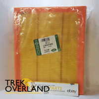 Genuine Land Rover Defender Disco 2 Freelander Range Rover Air Filter LR027408
