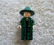 LEGO Harry Potter - Rare - Professor McGonagall Minifig (w/o cape) - From 4842