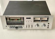 Trio/Kenwood KX-650 Vintage Cassette Deck - SERVICED