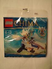"LEGO Legends of Chima ""Ewar's Acro-Fighter"" #30250 (33 pcs) Set"