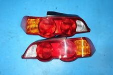 JDM Acura RSX DC5 Integra Type R Tail Lights Lamps OEM Pair 2002-2004 Type S