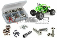 RC Screwz AXI024 Axial SMT Grave Digger MT Stainless Screw Kit