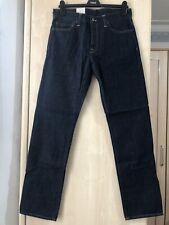 Mens Carhartt WIP Oakland Jeans- Blue Rinsed Size W31/L32