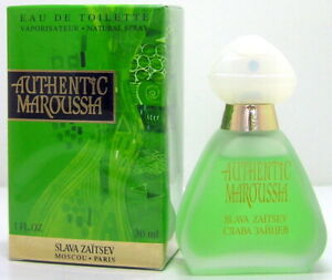 Slava Zaitsev Authentic Maroussia 30 ml EDT / Eau de Toilette Spray