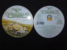 CD THE 40' S GLENN MILLER ORCHESTRA / METAL BOX /