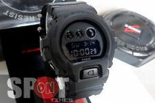 Casio G-Shock Monotone Black Cloth Band Men's Watch DW-6900BBN-1