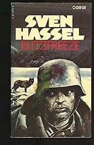Blitzfreeze Paperback Sven Hassel
