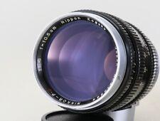 """Nikkor P C 10.5cm f2.5 Nippon Kogaku LTM39 Lens, Rare"""" Exc++""""w/case #8155"""