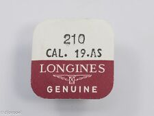 Longines Genuine Material Part #210 Third Wheel Complete for Longines Cal. 19.AS