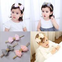 coiffure bowknot ruban des accessoires pour cheveux star coiffure bébé bandeau