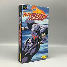 Jeu - Super Turrican - Nintendo - JAPANESE - SFC - Super Famicom SNES
