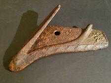 Vintage Antique Vulcan #7 Garden Farm Plow Blade Shank Attachment