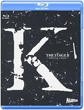 K THE STAGE 2 - AROUSAL OF KING --JAPAN 2 Blu-ray Y73 zd