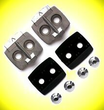 Cleats Look Quartz Mountain Bike Pedal Clips Clipless Tacos BRAND NEW GENUINE