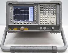 Agilent/Keysight E4411B ESA-L Series Spectrum Analyzer 1 MHz to 1.5 GHz