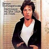Bruce Springsteen - Darkness on the Edge of Town (1978) - Original Columbia CD
