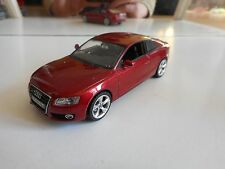 Schuco Audi A5 in Red on 1:43