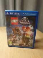 Lego Jurassic World game Sony PlayStation PS Vita.