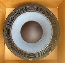 "Eminence USA 8 ohm 10"" 200 watt Fender and SWR Replacement Bass Speaker"