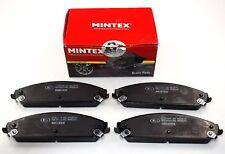 Mintex Pastiglie dei Freni Asse Anteriore Chrysler Dodge LANCIA MDB2696 (immagine reale di parte)