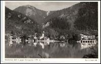 Walchensee Bayern AK ~1950 Region Urfeld Kochel am See Postkarte Postcard