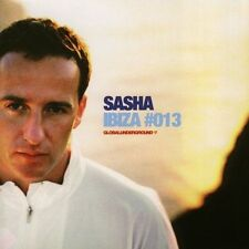 Global Underground 013: Ibiza by Sasha (2 CD Discs) New and Mint in Shrink Wrap!