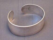 S Kirk & Sons sterling cuff bracelet - no. 15