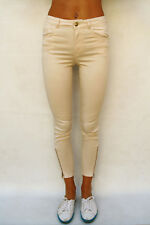 Guess by Marciano Light Pink Slim/Skinny leg Trousers Stretch Womens W28 uk10