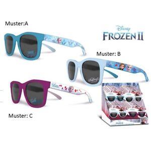 Sonnenbrille Disney Frozen II ´Die Eiskönigin  Neu 100% UV Schutz