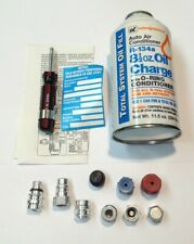Interdynamics Auto R-12 to R-134a Air Conditioner Conversion Retrofit Kit